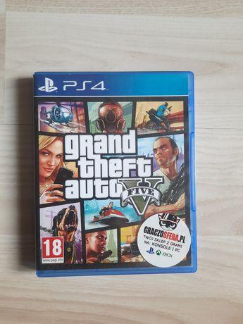 GTA V PS4 PlayStation 4
