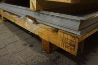 Blacha aluminiowa, aluminium, 2,0mm x 1500 x 3000 gat. 5754