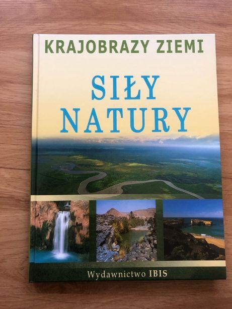 Książka Krajobrazy Ziemi. Siły Natury
