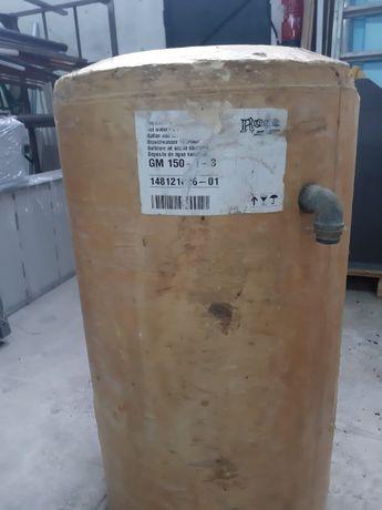Depósito 150Lts em INOX