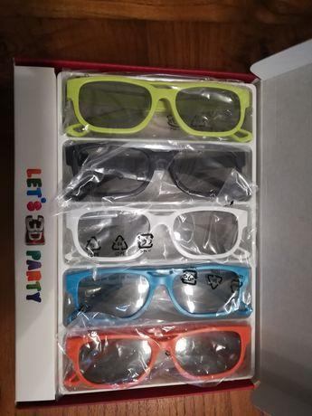 Óculos 3D LG novos - Pack 5 unidades