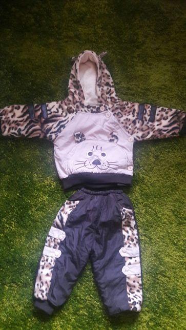 Верхняя одежда Детский костюм зимний