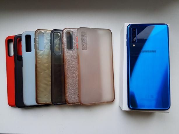 Чохли на Samsung A7 2018 A750F
