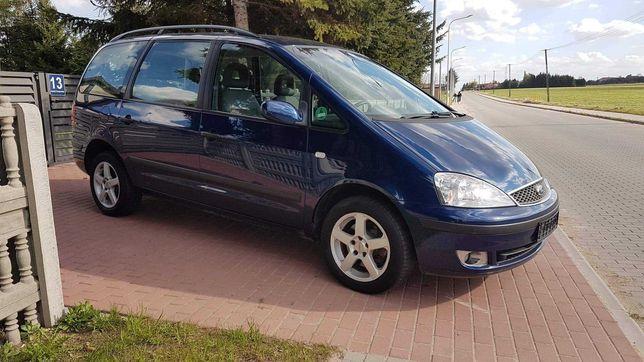 // Ford Galaxy // 1.9 TDI 130 km // 7 osób// Opłacony z Niemiec //