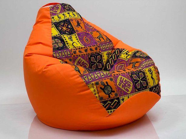 Качественный кресло мешок мяч Детский пуфик Кресло груша бескаркасный