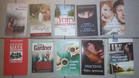 Różne książki różni autorzy/gatunki