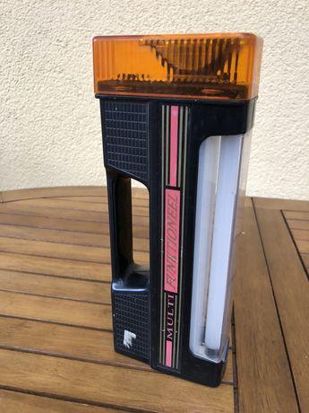 Lampka z jazeniowka na baterie