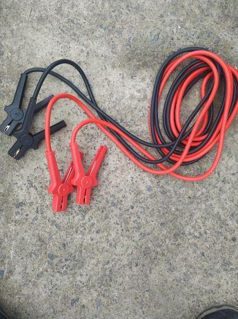Пусковые провода с зажимами акб