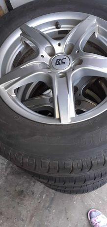 Koła letnie 215/65 R16 Bridgestone