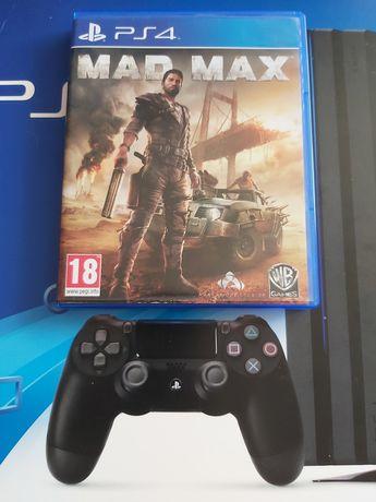 Gra na PlayStation Mad Max wersja pl idealna