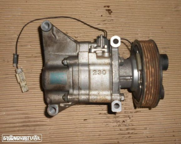 Compressor ac Mazda 2 1.3 gasolina V09A1AA4AK G4320247