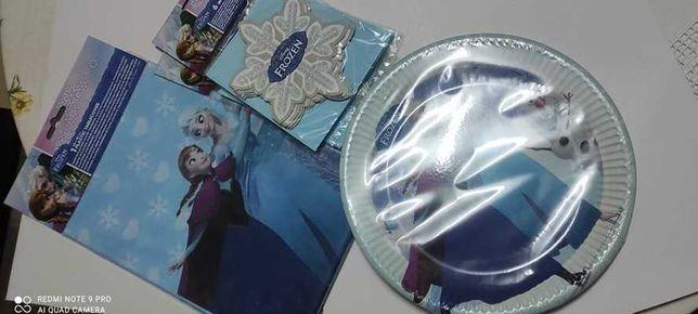 Artigos Festa Aniversario - Frozen II