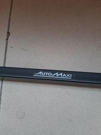 Bagażnik do samochodu volkswagen