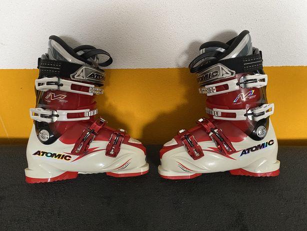 Botas ski Atomic m tech 75 e saco