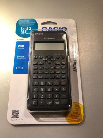 CASIO fx-82MS -2nd edition-