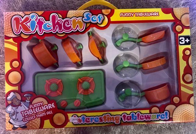Kit de cozinha criança NOVO