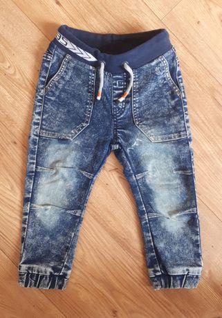 Spodnie chłopięce, jeansy, rozm. 98
