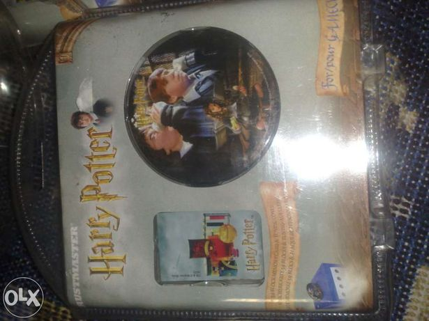 Jogo Harry Potter game cube
