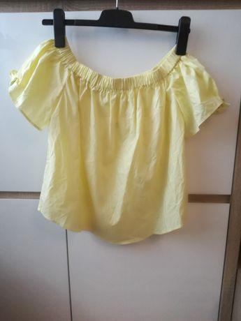 Nowa bluzka typu hiszpanla H &M, roz. 34