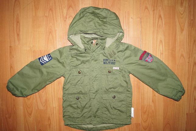 Parka Name it roz. 110