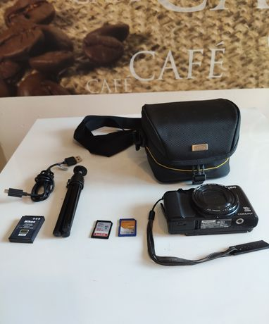Aparat Nikon COOLPIX S9900 16MP 30x zoom Wi-fi