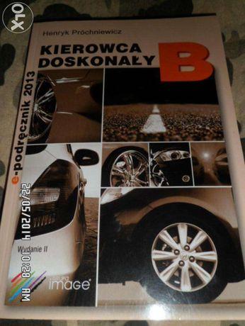 książka na prawo jazdy kategoria B