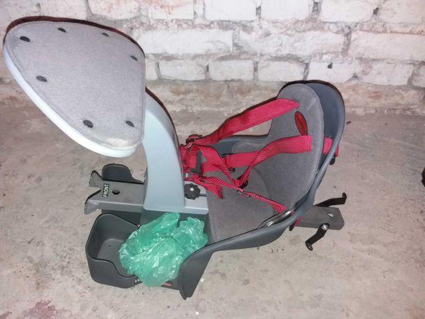 Fotelik rowerowy WEERIDE Kangaroo Carrier