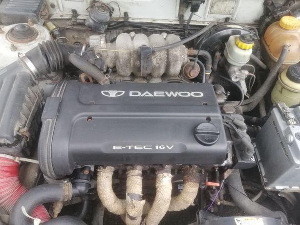 Мотор, двигатель 1.5,1.6  Daewoo Lanos,Nubira,Nexia,Део Ланос, Нубира