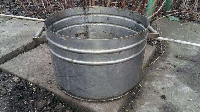 Кастрюля нержавеющая сталь 25 литров