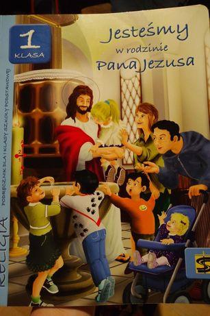 Jesteśmy w rodzinie Pana Jezusa podręcznik do religii klasa 1