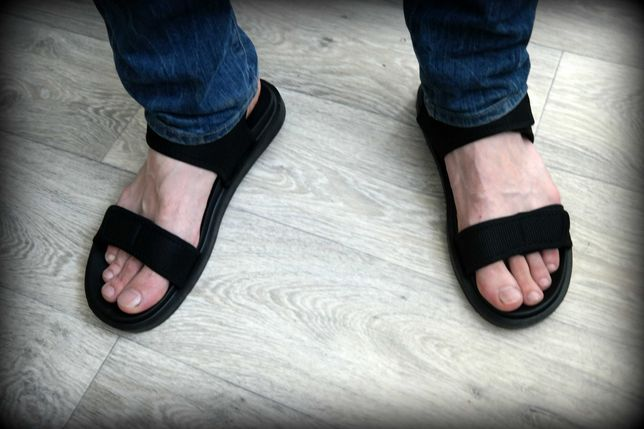 Мужские сандалии лёгкие практичные чоловічі сандалі літні легкі практи