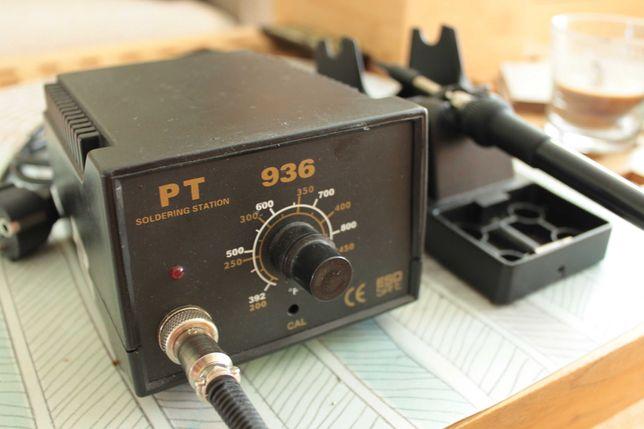 Stacja lutownicza PT 936