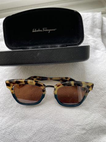 Okulary przeciwsłoneczne Salvatore Ferragamo j.nowe