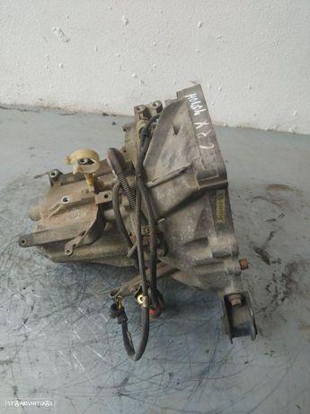 Caixa de Velocidades Honda CRX