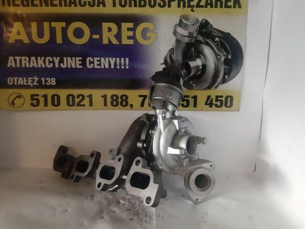 Turbina TurboSprężarka Seat, Skoda, VW Silnik 2.0 TDI Wysyłka