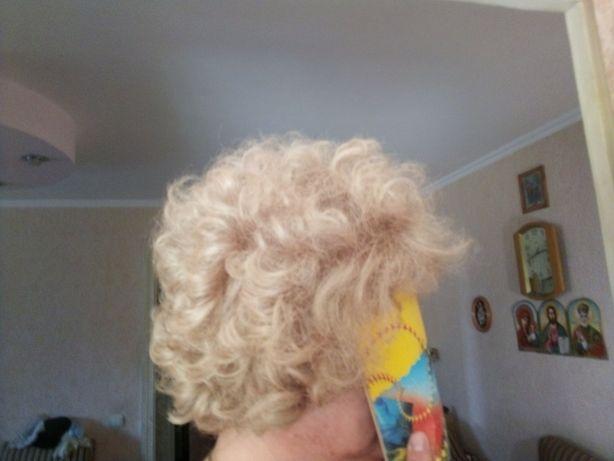 Корейский парик. Модакриловое волокно. Канекалон