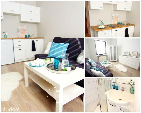 Przytulne mieszkanie w Centrum 25 metrów
