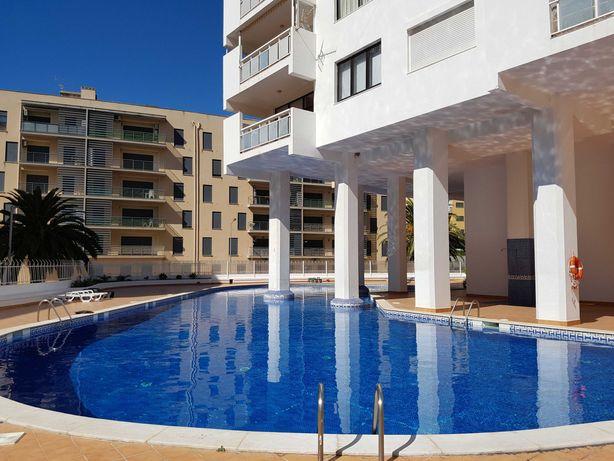 Apartamento T2 com 2 WC a 5 min a pé da praia