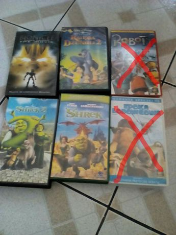 Bajki VHS
