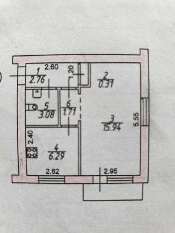 +Продается !комнатная квартира на Сталеваров