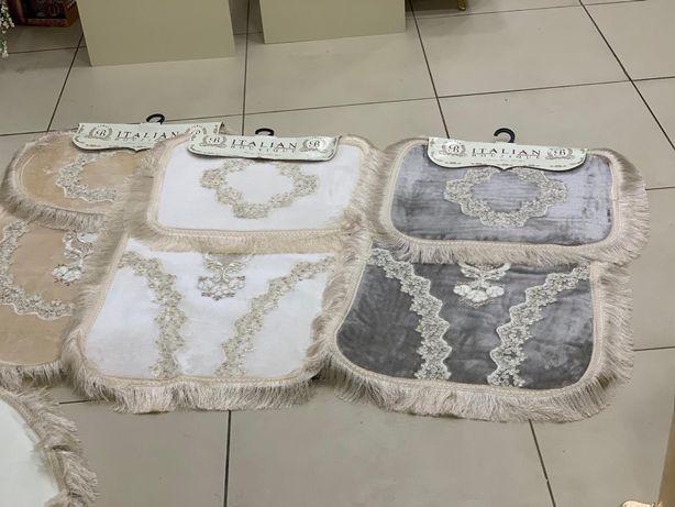 Распродажа!!!Набор ковриков для ванной комнаты по супер цене 1700 грн