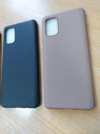 Чехол для Samsung a71, а31, а52, а72