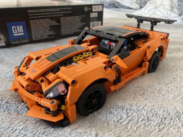 Lego 42083 TECHNIC Samochod Chevrolet Corvette ZR1