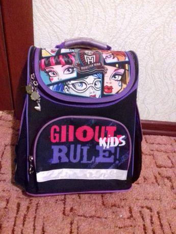 Рюкзак для девочки 1-4класс