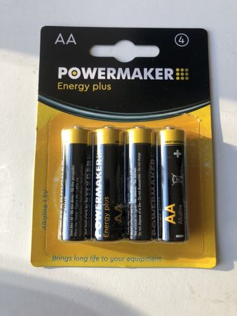 Baterie AA LR6 R6 komplet 4szt. Przy większym zamówieniu zniżka!