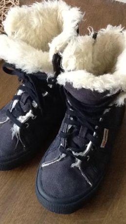 Сапожки ботинки евро-зима р.29