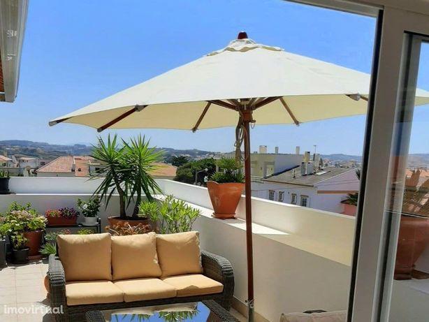 Apartamento com Vista Mar- Praia da Areia Branca - Lourin...
