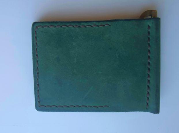 portfel męski ręcznie robiony