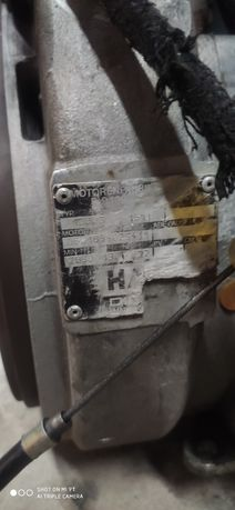 Hatz 1d80 silnik zageszczarka