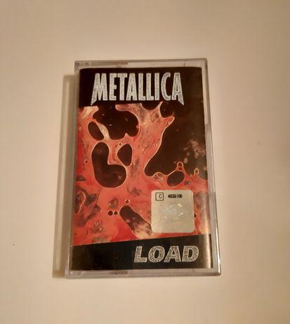 """Metallica """" Load """" kaseta"""